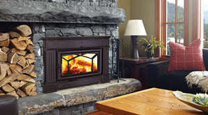 Hamptonå¨ HI400 Large Wood Fireplace Insert
