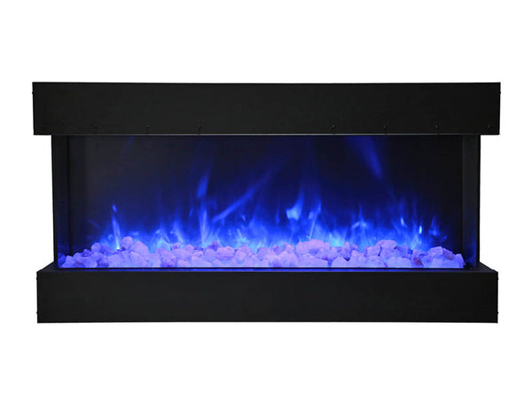 Amantii  40-TRU-VIEW-XL – 3 Sided Electric Fireplace