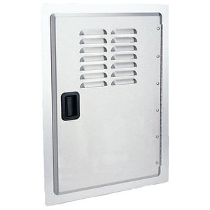FireMagic Legacy Single Access Door with Louvers