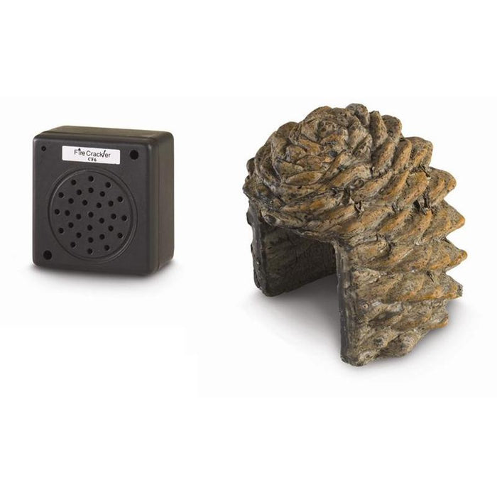 Pine Cone Crackler With Cover