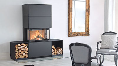 Regency® Contura Ri50 Wood Fireplace
