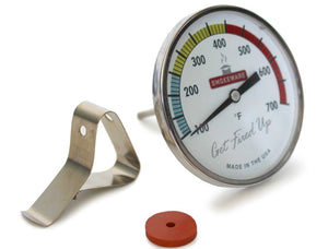 SMOKEWARE TEMPERATURE GAUGE