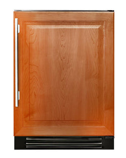 "True Undercounter Freezer- 24"" Overlay Solid Door"