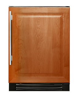 "True Wine Cabinet- 24"" Single Zone Overlay Solid Door"