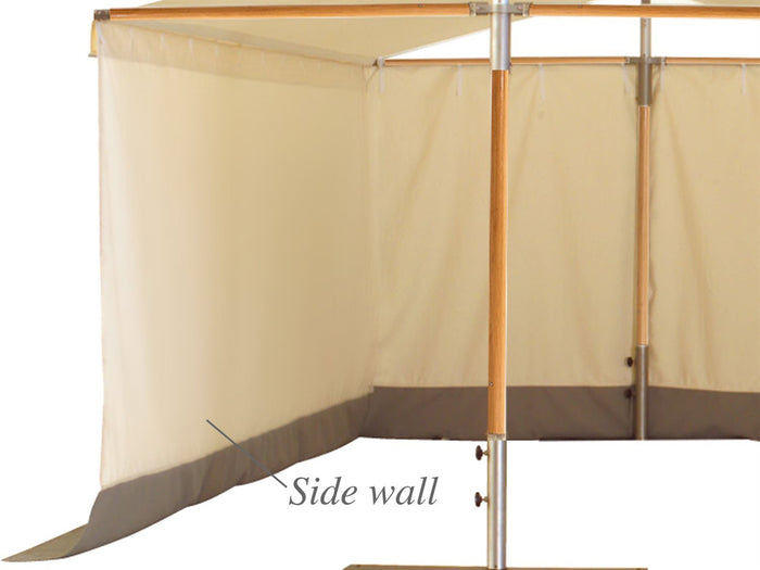 Woodline Papillon Side Wall