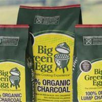 Big Green Egg Premium Natural Charcoal