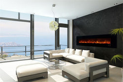 Modern Flames Electric Fireplace AL-100-CLX-55