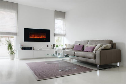 Modern Flames Electric Fireplace AL-60 WLS BLUE