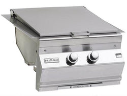 FireMagic Double Searing Station Side Burner-Built In