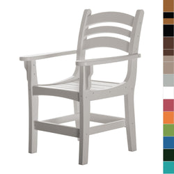Pawley's Casual Dining Chair with Arms