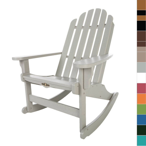 Pawley's Essentials Adirondack Rocker
