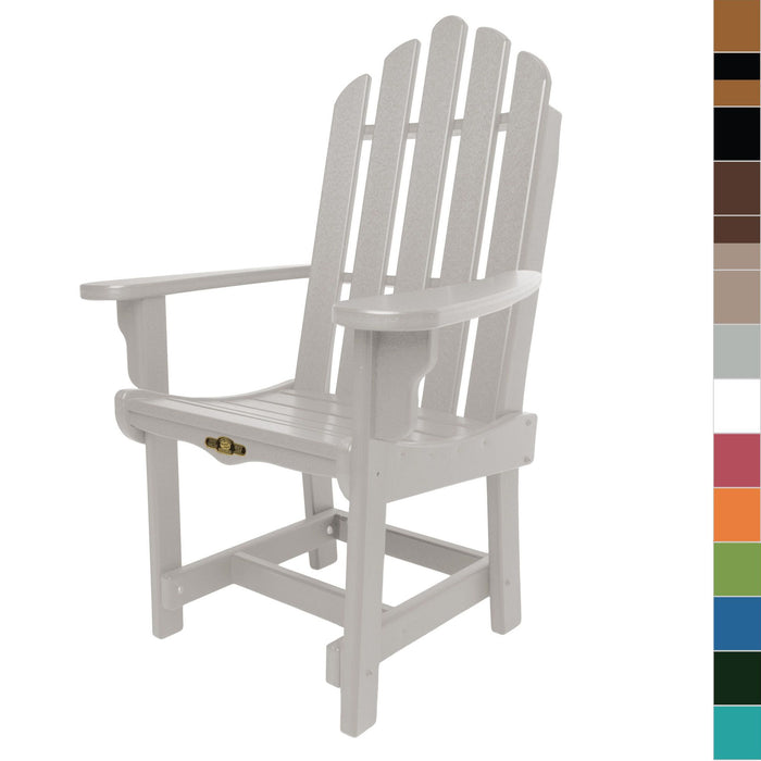 Pawley's Essentials Dining Chair with Arms