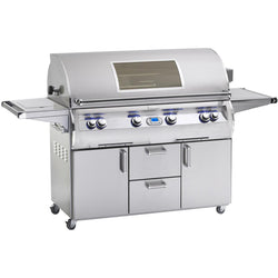 FireMagic Echelon Diamond E1060S Portable Grill with Digital Thermometer & Single Side Burner