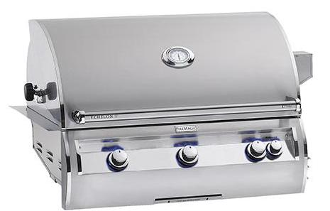 FireMagic Echelon Diamond E790i Built-in grill with Analog Thermometer