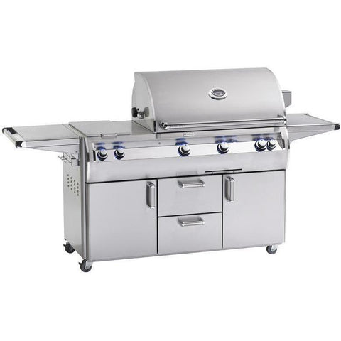 FireMagic Echelon Diamond E790s with Analog Thermometer & Double Side Burner