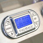 FireMagic Echelon Diamond E790i Built-in grill with Digital Thermometer