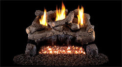 Evening Fyre Gas Logs- Vent Free