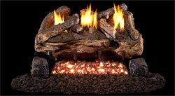 Evening Fyre Split Gas Logs - Vent Free