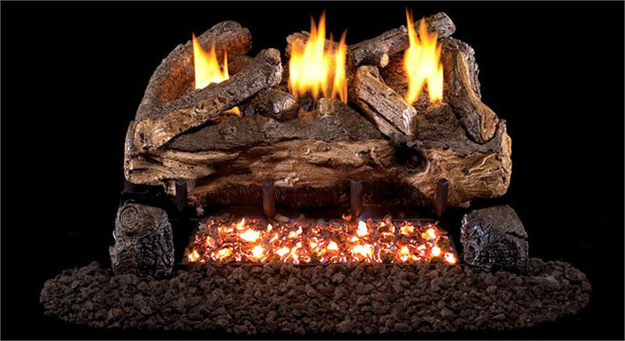 Evening Fyre Split - Vent Free Gas Logs