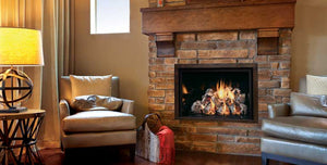 Mendota Fullview Fireplaces