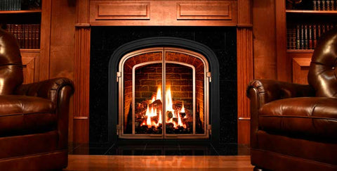 Mendota Greenbriar Gas Fireplaces