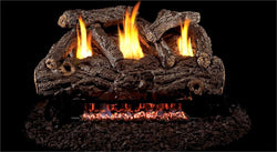 Golden Oak Designer Gas Logs - Vent Free