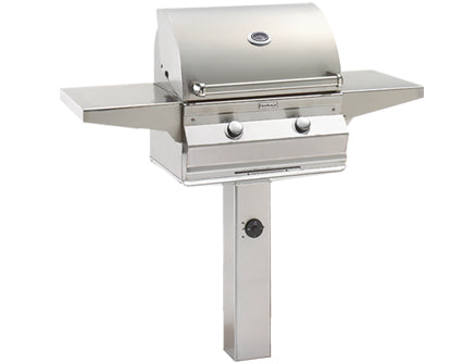 FireMagic C430S IN GROUND Post Mount Grill