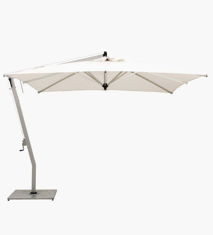Woodline Picollo Square Umbrella