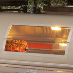 FireMagic Echelon Diamond E790s with Digital Thermometer & Double Side Burner