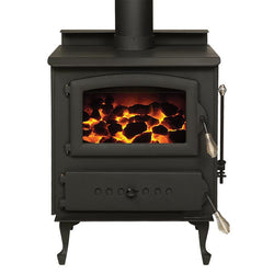 Buck StoveModel 24 Coal Burning Stove