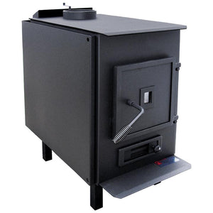 Buck Stove Little John Wood Burning Stove