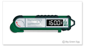 Instant Read Digital Thermometers for Big Green Egg