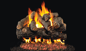 Royal English Oak Designer Vented Gas Logs