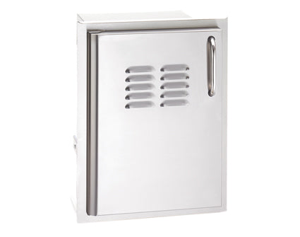 Firemagic Aurora Single Access Door w/ Louvers