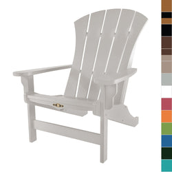 Pawley's Sunrise Adirondack Chair