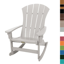 Pawley's Sunrise Adirondack Rocker