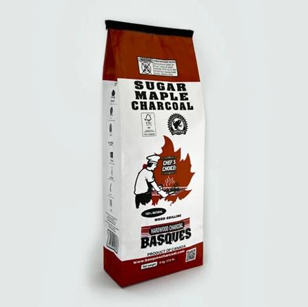 SUGAR MAPLE CHARCOAL BY BASQUES