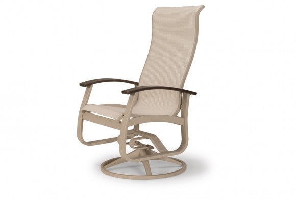 Belle Isle Supreme Swivel Rocker