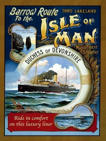 isle-of-man-steam-ferry-duchess-of-devonshire-old-retro-advert-painted-boat-crossing-life-ring-for-house-home-bar-pub-kitchen-or-bathroom-metal-steel-wall-sign
