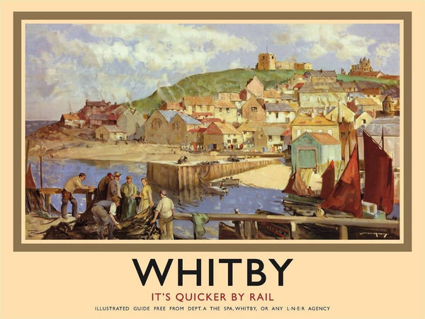 whitby-harbour-british-railways-yorkshire-trains-rail-metal-steel-wall-sign