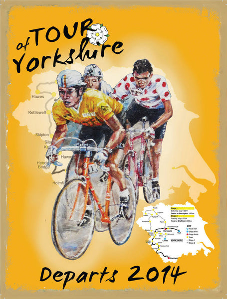 2014-tour-of-yorkshire-map-with-race-leader-yellow-jersey-bicycle-cycle-sport-vintage-old-for-home-shed-man-cave-sports-bar-restaurant-or-shop-metal-steel-wall-sign