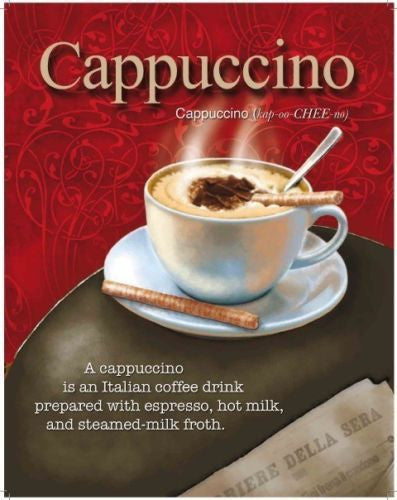cappuccino-kap-oo-chee-no-espresso-hot-milk-and-steamed-milk-froth-coffee-cup-glass-cup-coffee-bean-food-and-drink-ideal-for-house-home-bar-cafe-coffee-shop-restaurant-pub-or-kitchen-metal-steel-wall-sign