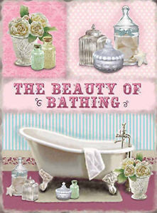 the-beauty-of-bathing-bath-soap-salts-flowers-bath-time-for-bathroom-home-or-shop-metal-steel-wall-sign