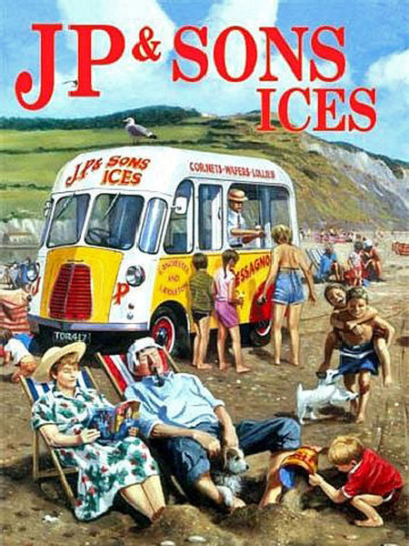 jp-sons-classic-bedford-ice-cream-van-beach-deck-chairs-99-old-food-retro-vintage-sign-for-home-house-kitchen-cafe-coffee-or-shop-parlour-or-restaurant-cornets-wafers-metal-steel-wall-sign