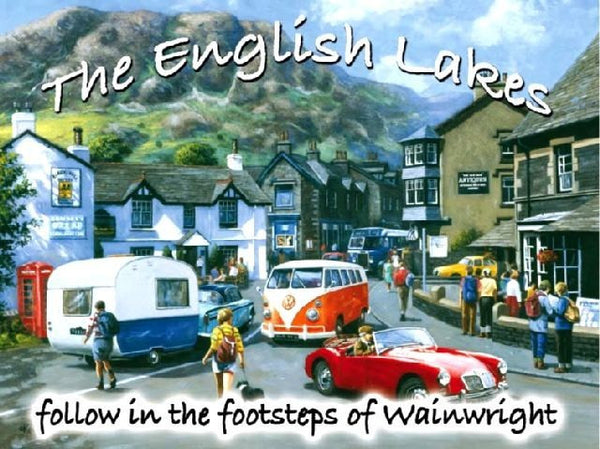 wainwright-the-lake-district-vw-camper-car-old-classic-60-s-classic-cars-mg-vw-split-screen-campervan-splits-bulli-caravan-lake-district-windermere-ambleside-village-metal-steel-wall-sign