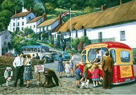 lynmouth-harbour-seaside-holiday-ice-cream-van-for-house-home-kitchen-parlour-or-cafe-metal-steel-wall-sign