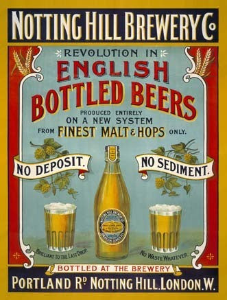 notting-hill-brewery-company-english-bottled-beers-ales-ipa-epa-drink-hops-and-barley-old-retro-vintage-advert-for-pub-bar-house-home-or-kitchen-metal-steel-wall-sign