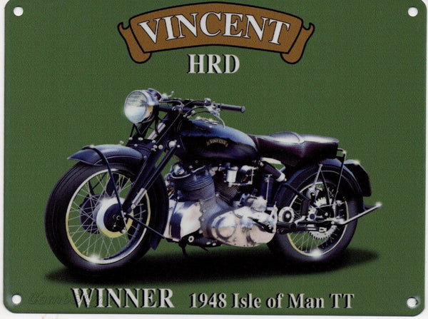 vincent-hrd-motor-bike-cycle-winner-of-the-1948-isle-of-man-tt-classic-bike-on-green-background-for-home-garage-bar-or-man-cave-metal-steel-wall-sign