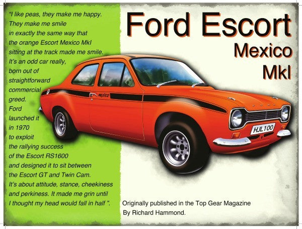 ford-escort-mexico-mk1-mki-in-orange-original-boy-racer-from-the-1970-s-classic-british-motor-car-for-petrol-heads-garages-man-caves-bar-pubs-house-or-home-metal-steel-wall-sign