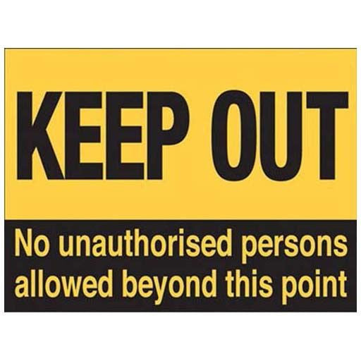 keep-out-no-unauthorised-persons-allowed-beyond-this-point-black-and-yellow-sign-christmas-xmas-gift-funny-humour-metal-steel-wall-sign